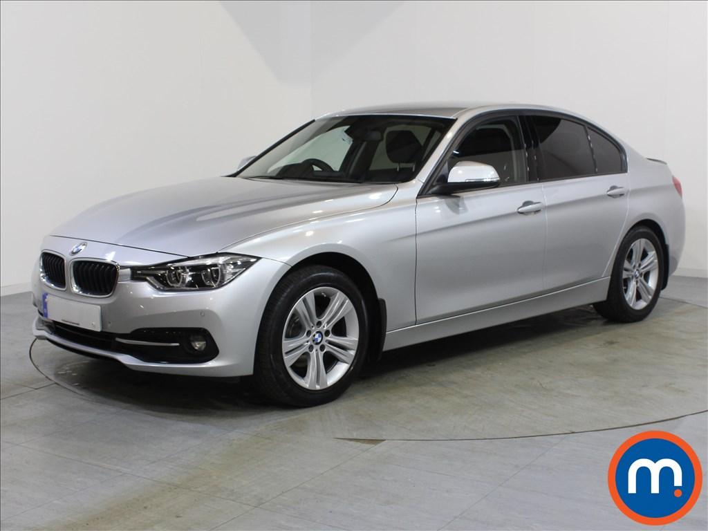 BMW 3 Series Sport - Stock Number 1069494 Passenger side front corner