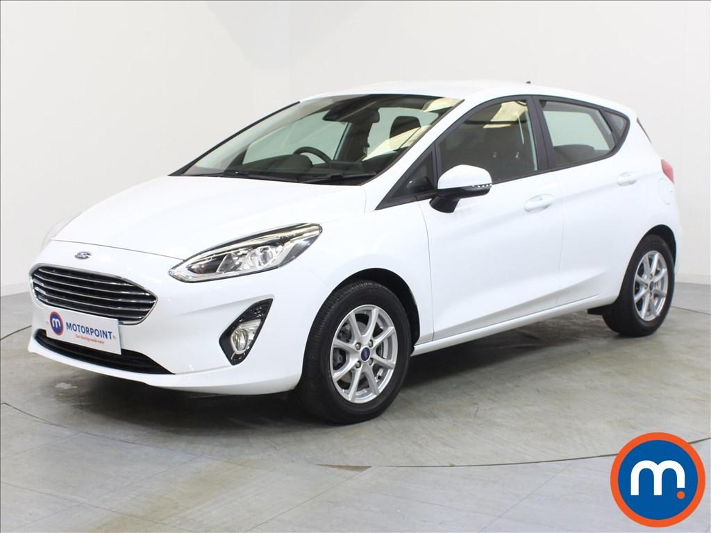 Ford Fiesta Zetec - Stock Number 1068396 Passenger side front corner