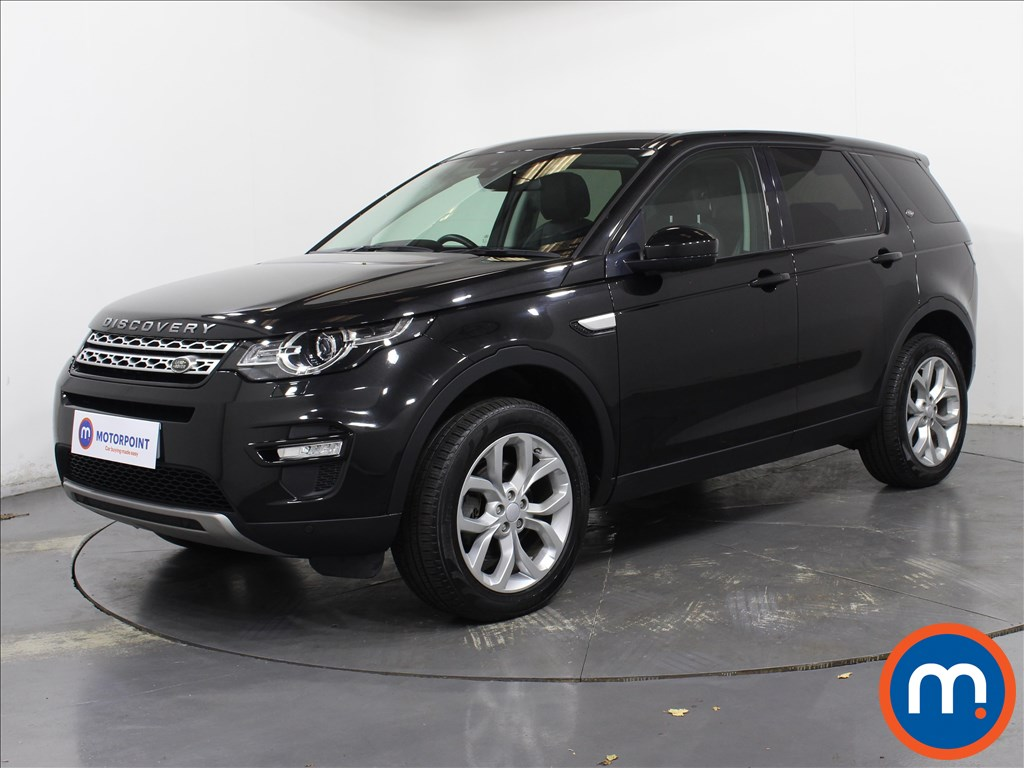 Land Rover Discovery Sport HSE - Stock Number 1066015 Passenger side front corner