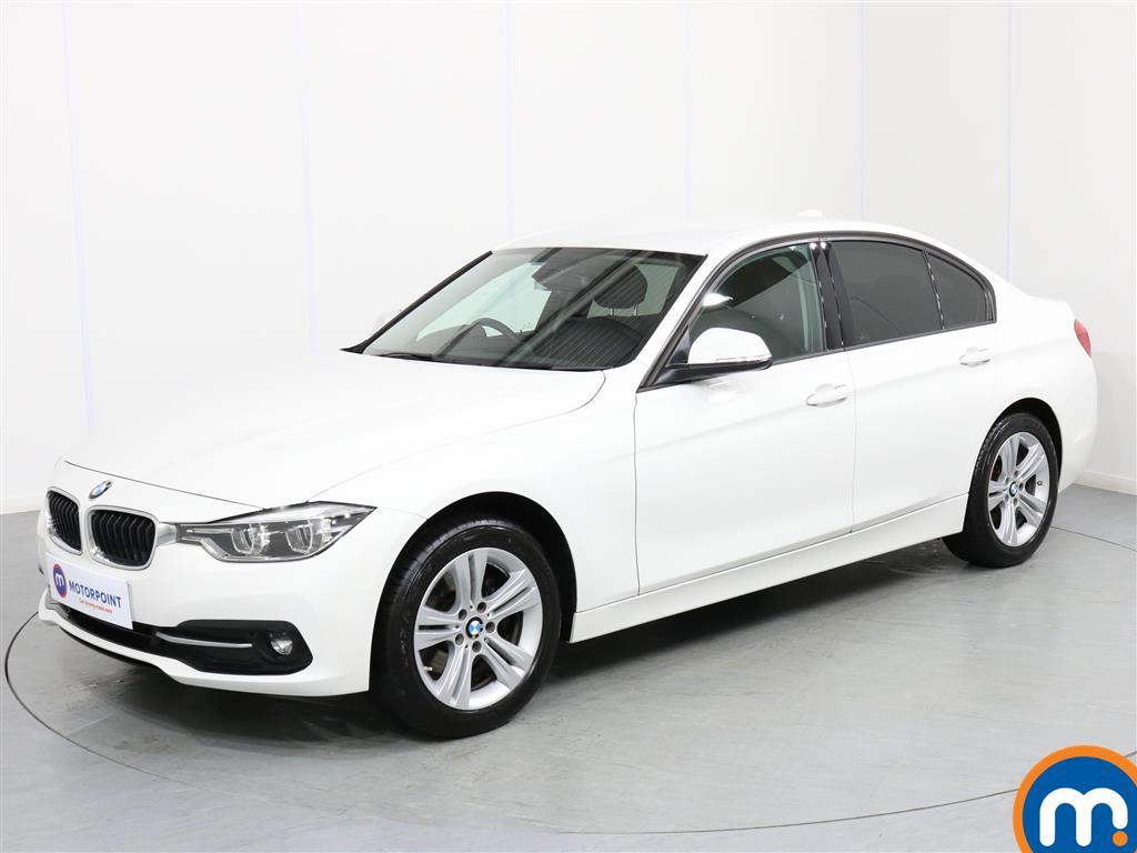 BMW 3 Series Sport - Stock Number 1069338 Passenger side front corner