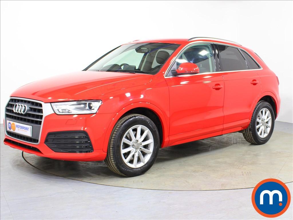Audi Q3 Sport - Stock Number 1066626 Passenger side front corner