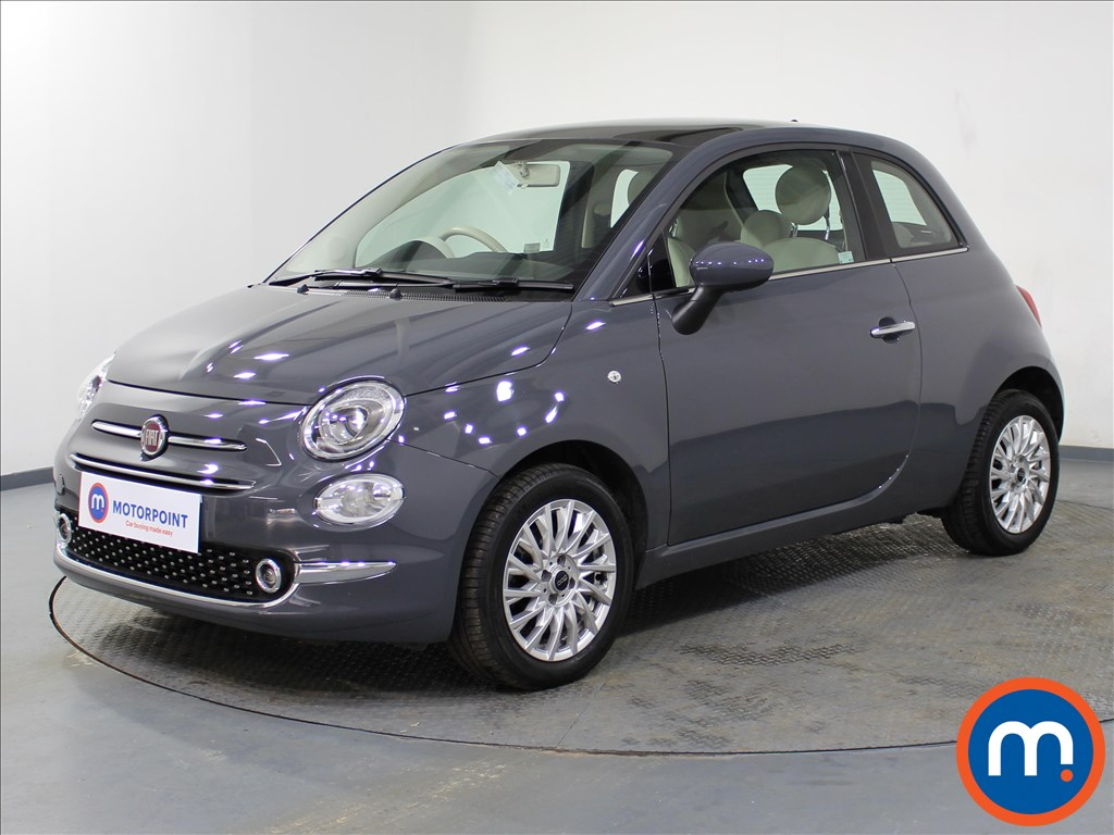 Fiat 500 Lounge - Stock Number 1069718 Passenger side front corner