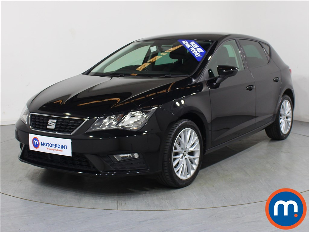 Seat Leon SE Dynamic Technology - Stock Number 1068873 Passenger side front corner