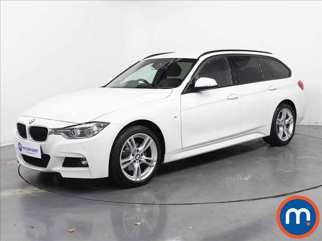 BMW 3 Series M Sport - Stock Number 1064730 Passenger side front corner