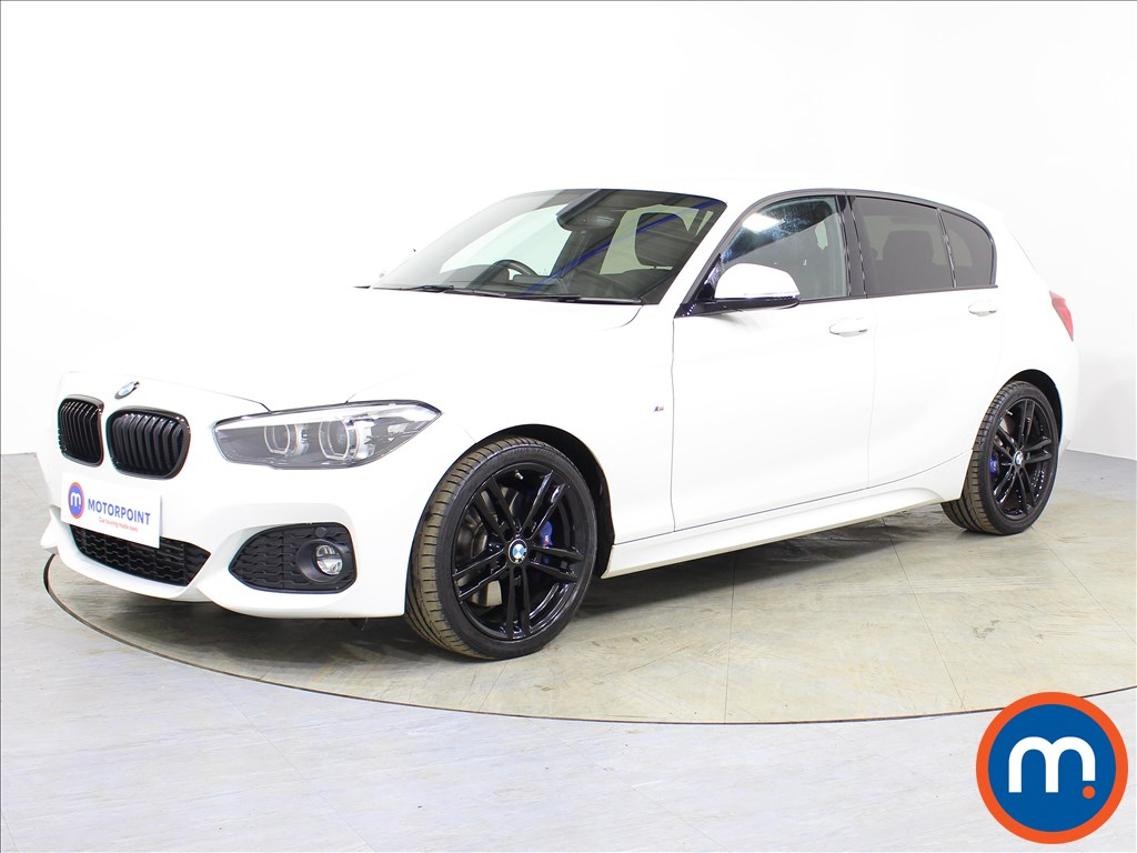 BMW 1 Series M Sport Shadow Edition - Stock Number 1068799 Passenger side front corner