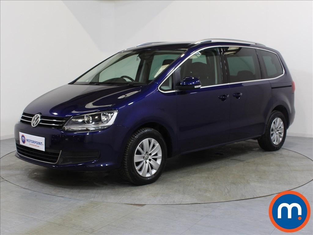 Volkswagen Sharan SE - Stock Number 1058294 Passenger side front corner