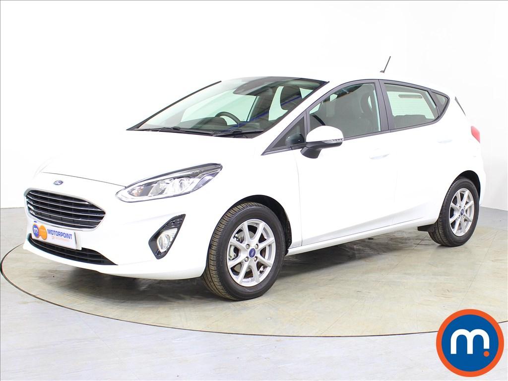 Ford Fiesta Zetec - Stock Number 1067367 Passenger side front corner