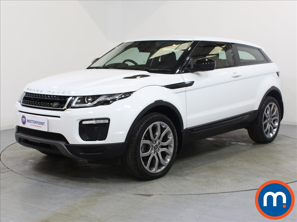 Land Rover Range Rover Evoque SE Tech - Stock Number 1066637 Passenger side front corner