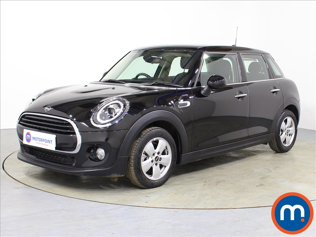 Mini Hatchback Cooper Classic - Stock Number 1064800 Passenger side front corner