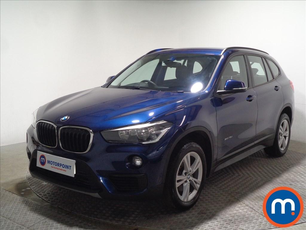 BMW X1 SE - Stock Number 1069647 Passenger side front corner
