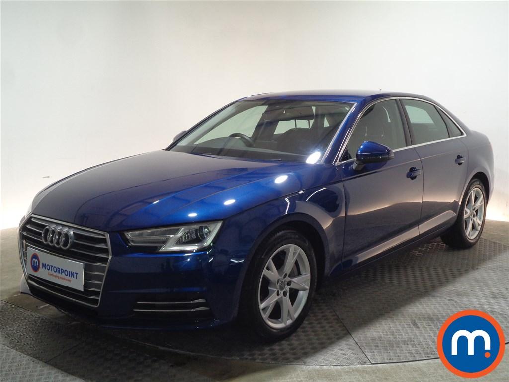 Audi A4 Sport - Stock Number 1067287 Passenger side front corner