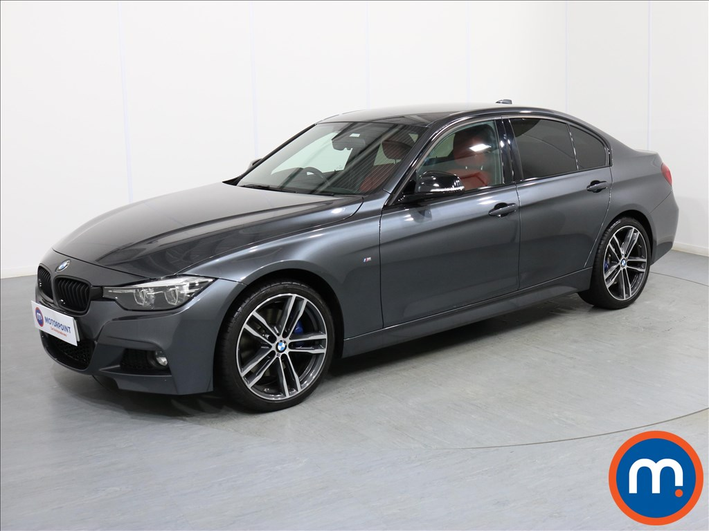 BMW 3 Series M Sport Shadow Edition - Stock Number 1069730 Passenger side front corner