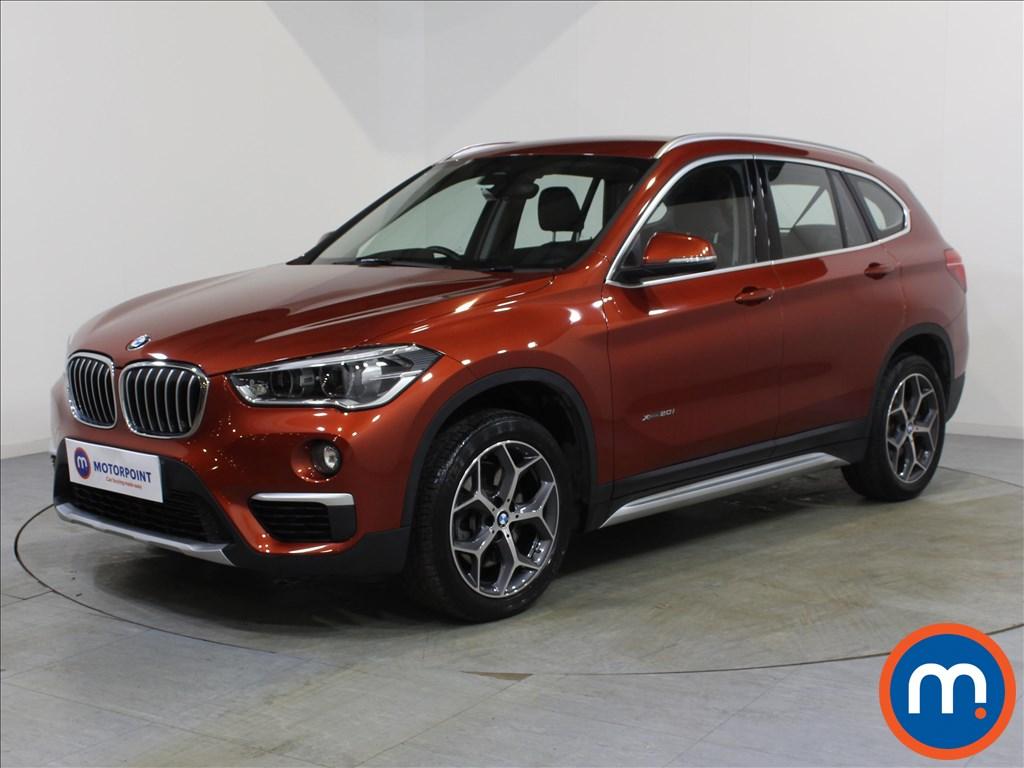 BMW X1 xLine - Stock Number 1070434 Passenger side front corner