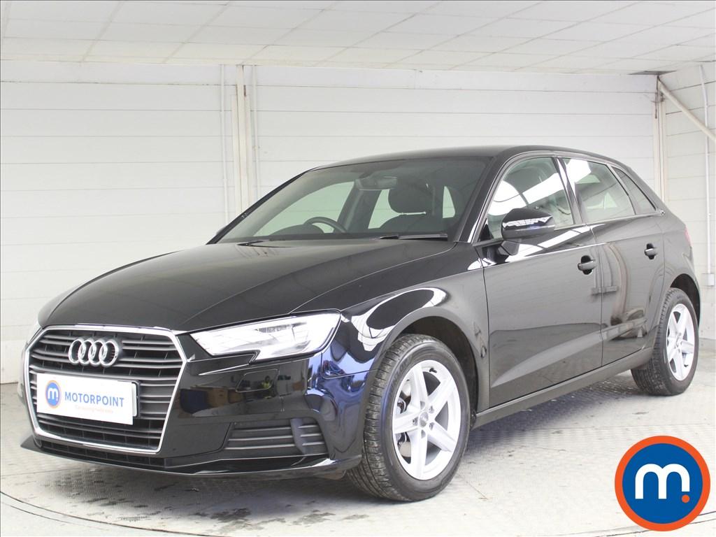 Audi A3 SE - Stock Number 1067933 Passenger side front corner