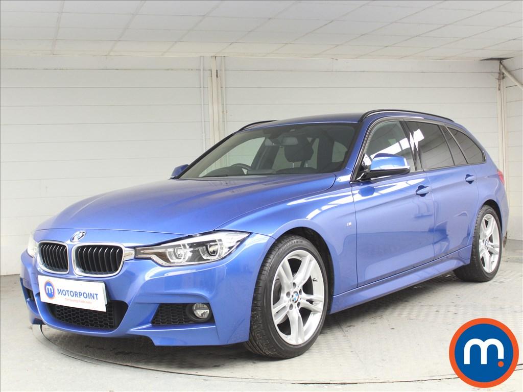 BMW 3 Series M Sport - Stock Number 1069788 Passenger side front corner