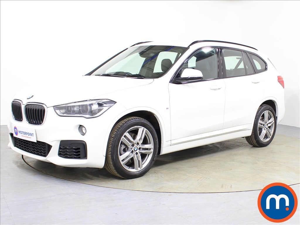 BMW X1 M Sport - Stock Number 1064306 Passenger side front corner
