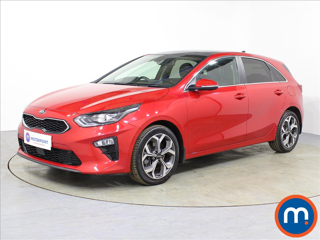 KIA Ceed First Edition - Stock Number 1060485 Passenger side front corner