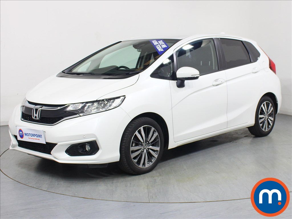 Honda Jazz EX Navi - Stock Number 1064429 Passenger side front corner