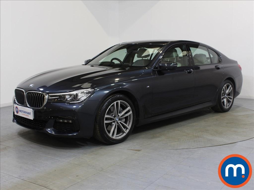 BMW 7 Series M Sport - Stock Number 1068481 Passenger side front corner