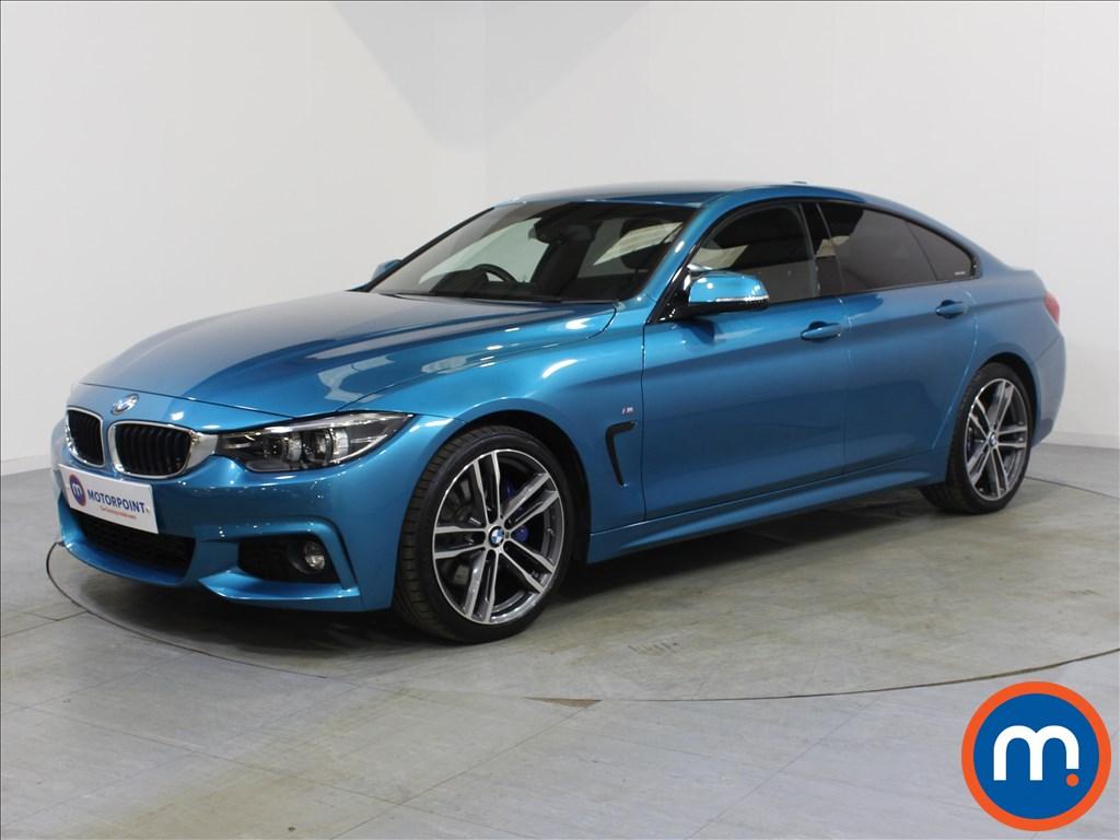 BMW 4 Series M Sport - Stock Number 1069951 Passenger side front corner
