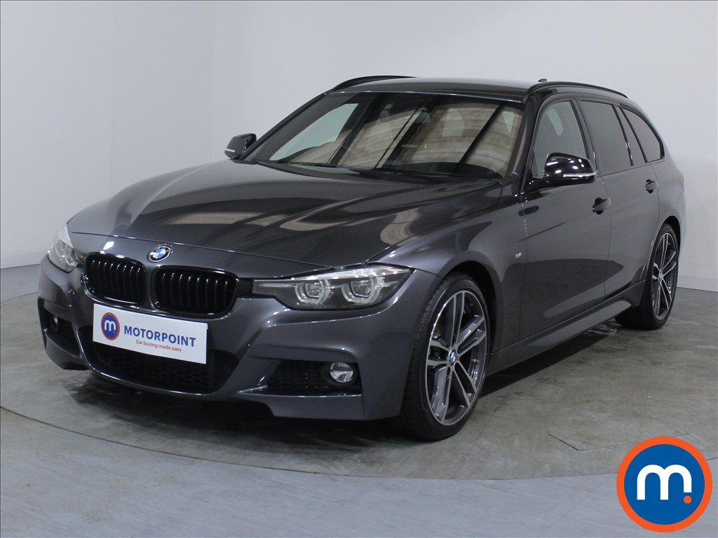 BMW 3 Series M Sport Shadow Edition - Stock Number 1065303 Passenger side front corner