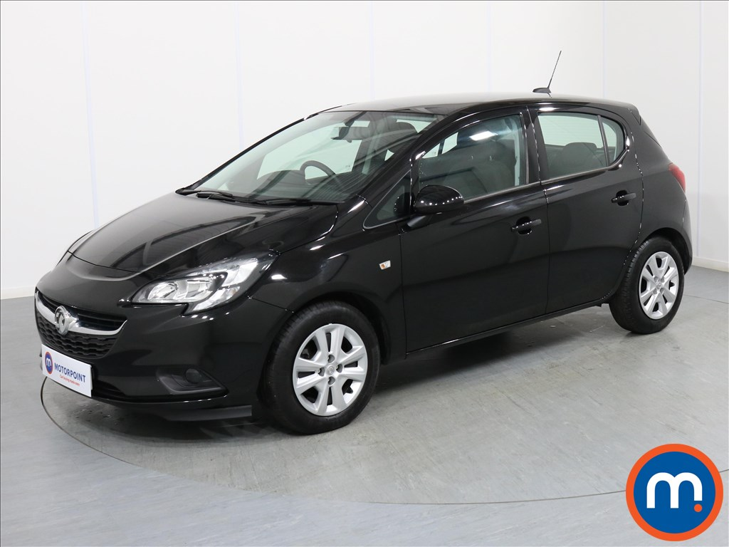 Vauxhall Corsa Design - Stock Number 1070225 Passenger side front corner