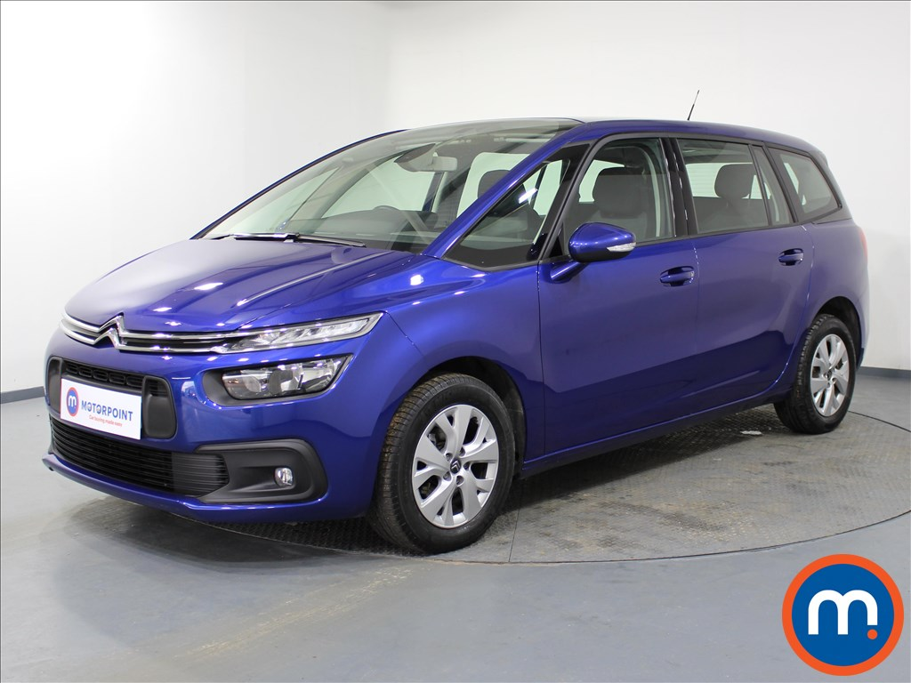 Citroen Grand C4 Spacetourer Touch Edition - Stock Number 1065366 Passenger side front corner