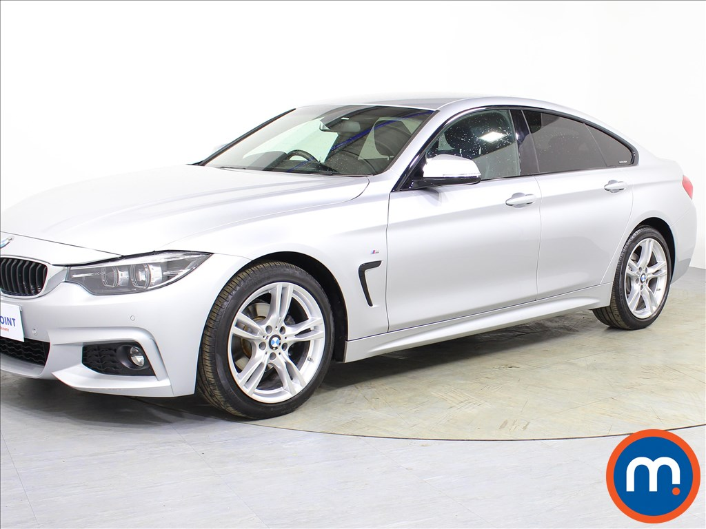 BMW 4 Series M Sport - Stock Number 1065775 Passenger side front corner