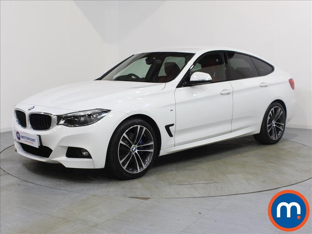 BMW 3 Series M Sport - Stock Number 1065216 Passenger side front corner