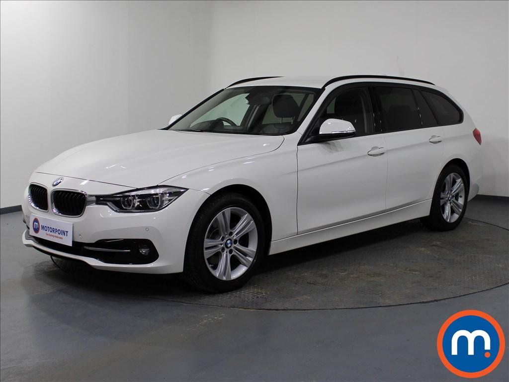 BMW 3 Series Sport - Stock Number 1070370 Passenger side front corner