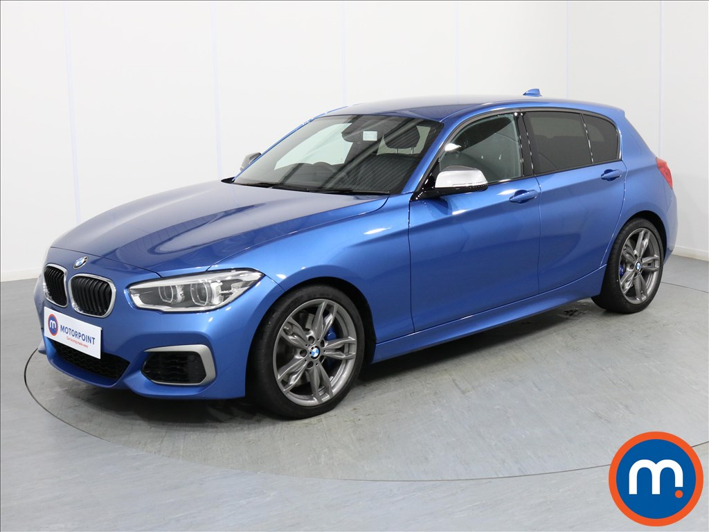 BMW 1 Series M140i - Stock Number 1070581 Passenger side front corner