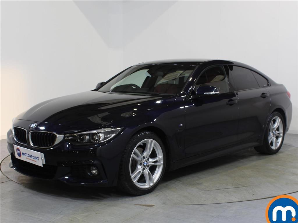 BMW 4 Series M Sport - Stock Number 1065770 Passenger side front corner
