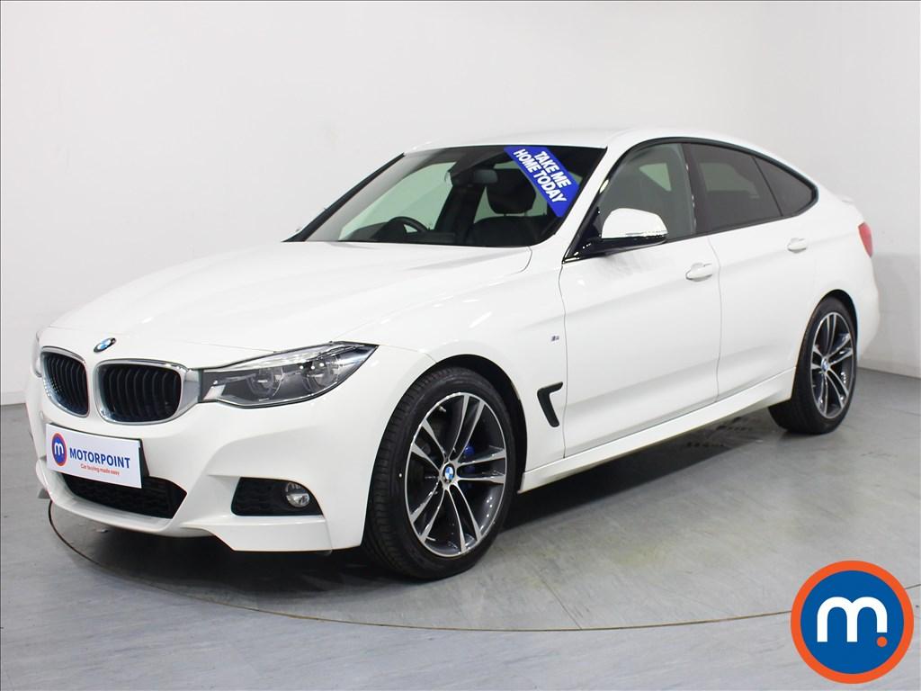 BMW 3 Series M Sport - Stock Number 1065281 Passenger side front corner