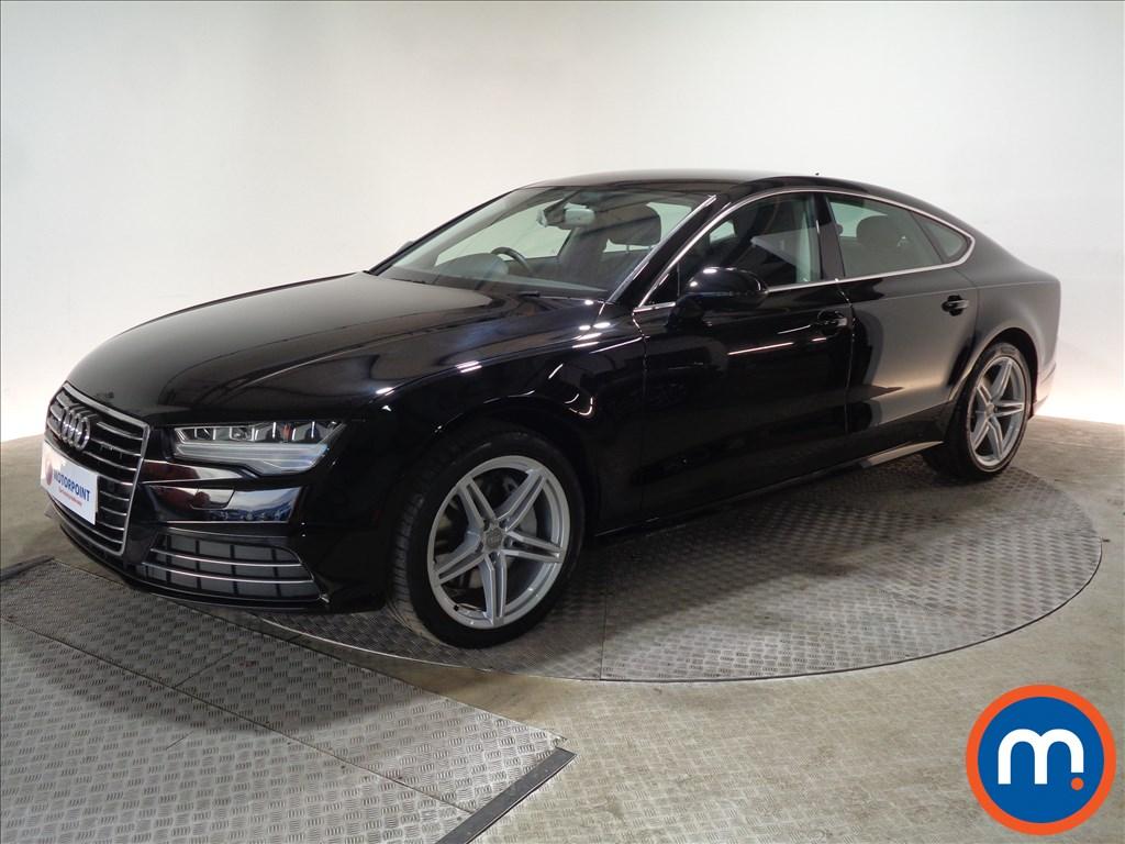 Audi A7 SE Executive - Stock Number 1066231 Passenger side front corner