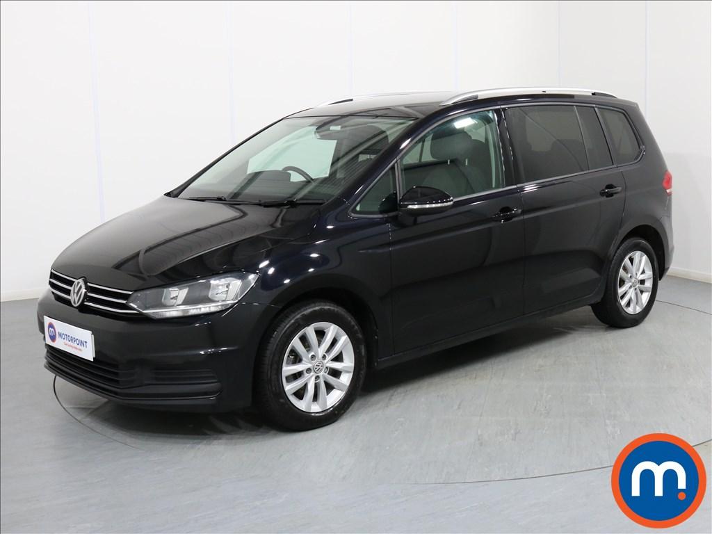 Volkswagen Touran SE - Stock Number 1067577 Passenger side front corner