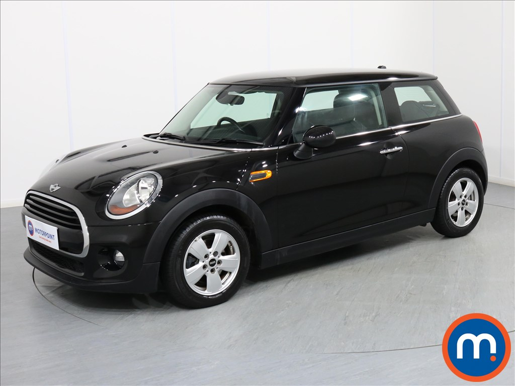 Mini Hatchback Cooper - Stock Number 1070020 Passenger side front corner