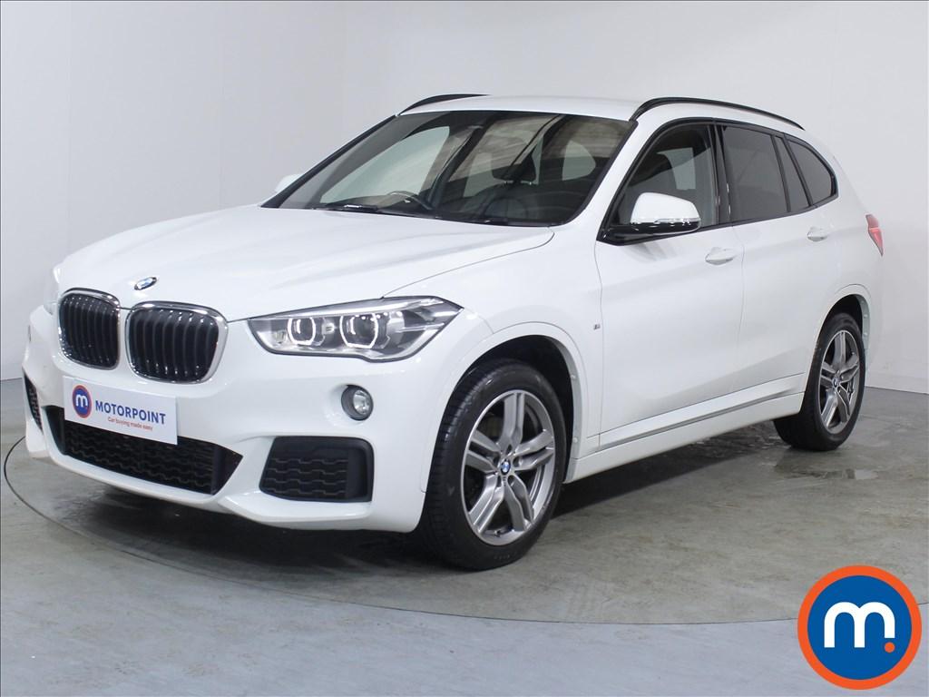 BMW X1 M Sport - Stock Number 1062268 Passenger side front corner