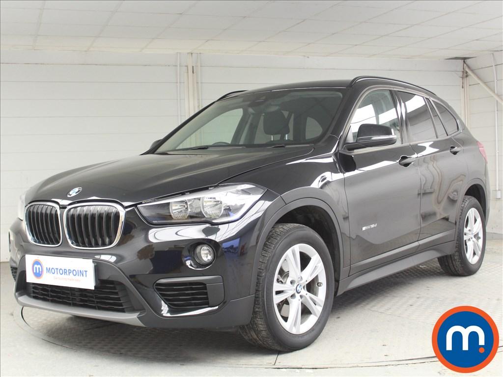 BMW X1 SE - Stock Number 1069915 Passenger side front corner