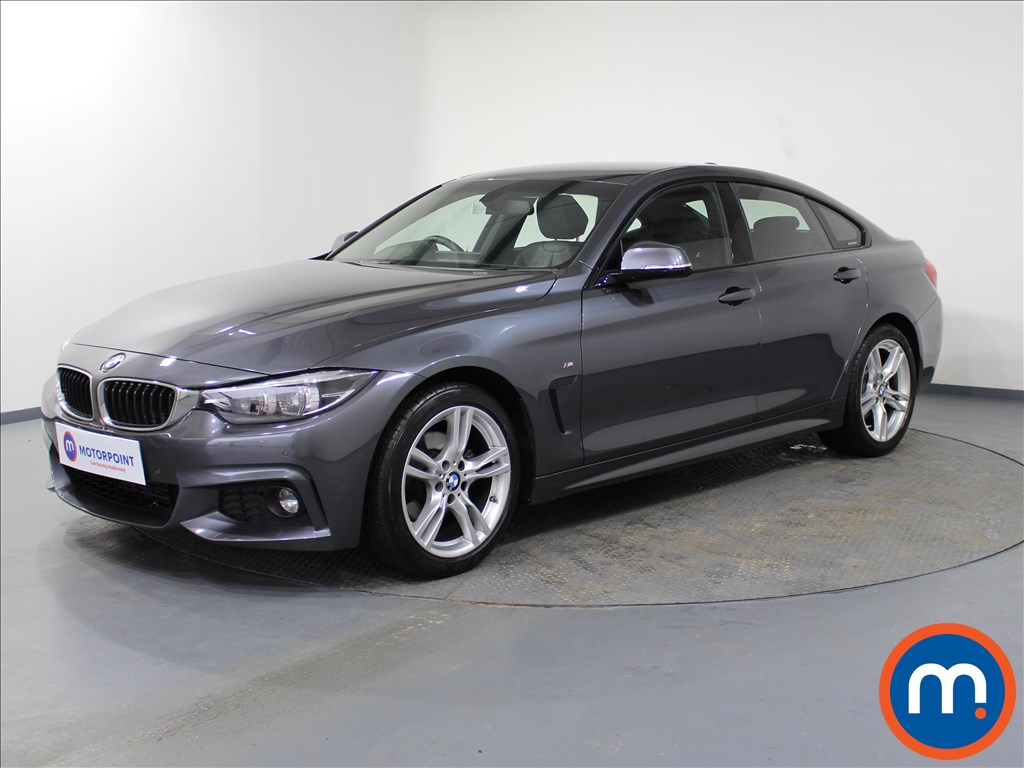 BMW 4 Series M Sport - Stock Number 1069948 Passenger side front corner