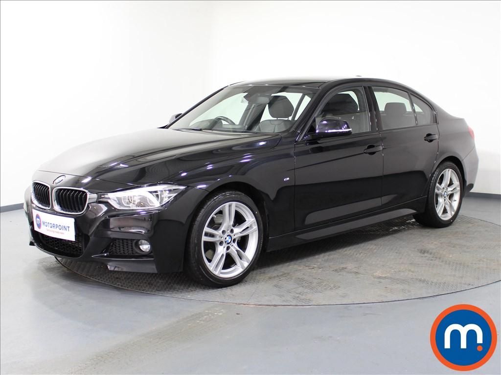 BMW 3 Series M Sport - Stock Number 1069974 Passenger side front corner