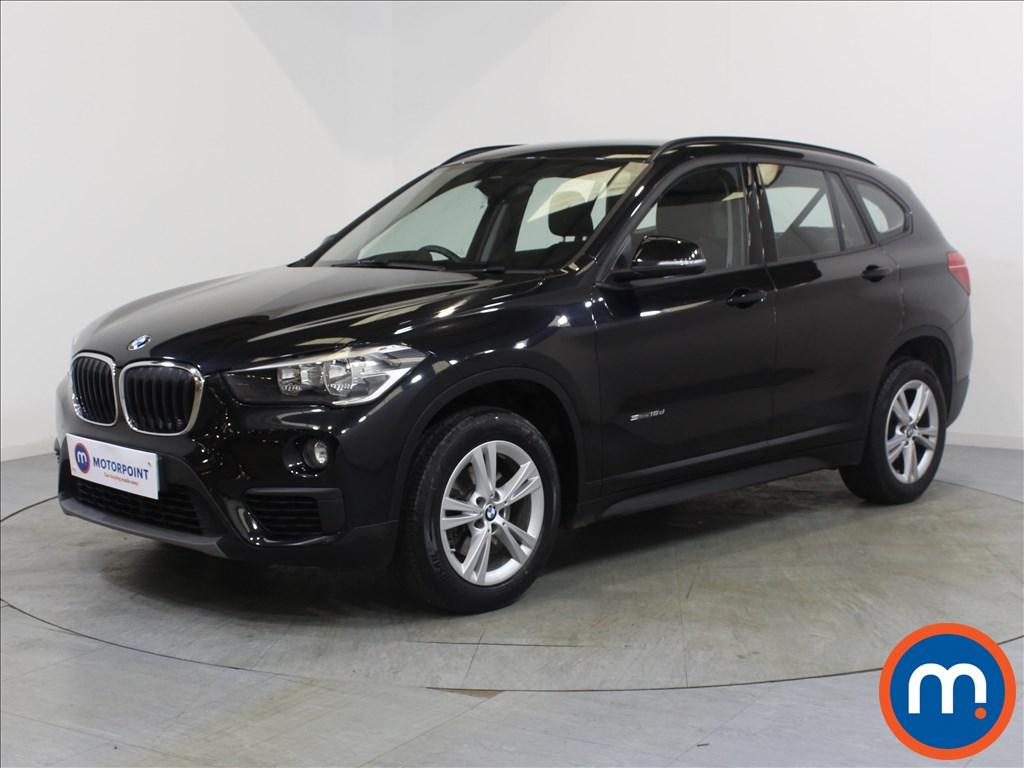 BMW X1 SE - Stock Number 1069914 Passenger side front corner