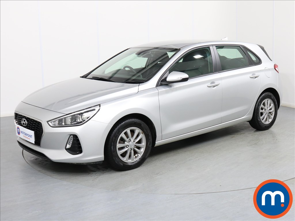 Hyundai I30 S - Stock Number 1068324 Passenger side front corner
