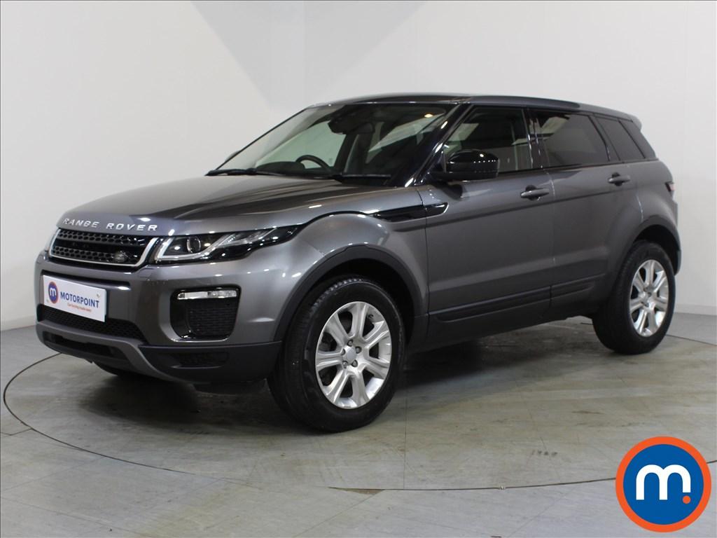 Land Rover Range Rover Evoque SE Tech - Stock Number 1066634 Passenger side front corner