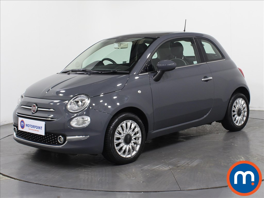 Fiat 500 Lounge - Stock Number 1069717 Passenger side front corner