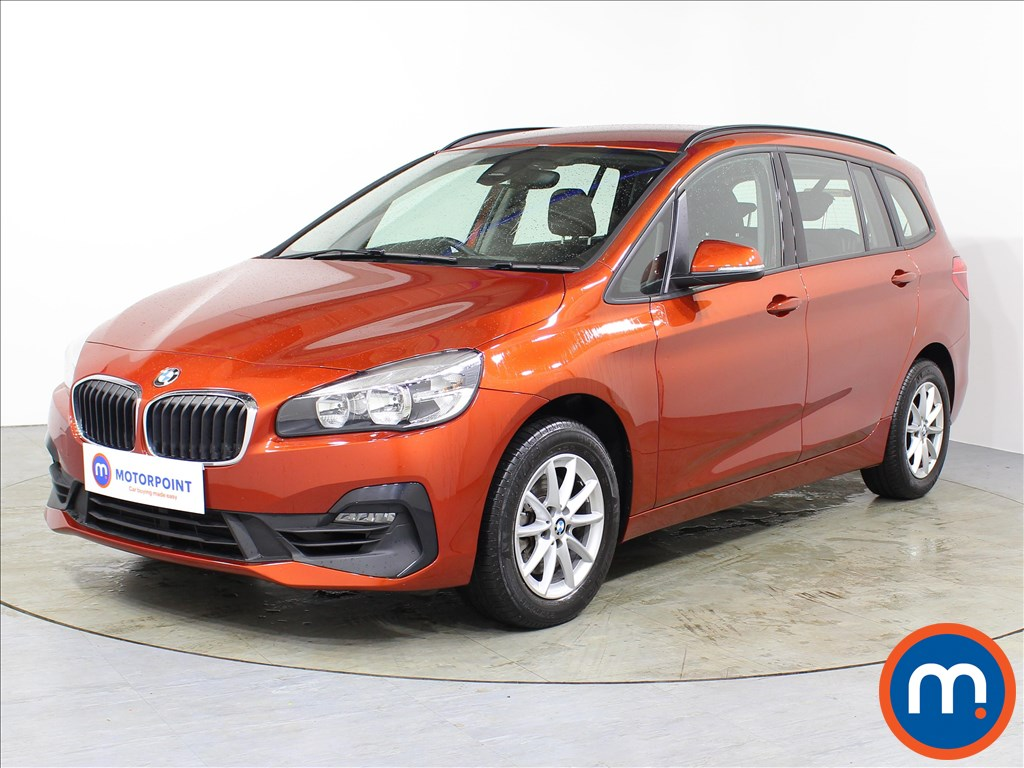 BMW 2 Series SE - Stock Number 1065802 Passenger side front corner