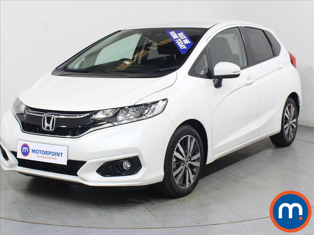 Honda Jazz EX Navi - Stock Number 1064427 Passenger side front corner