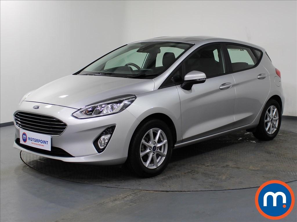 Ford Fiesta Zetec - Stock Number 1071138 Passenger side front corner