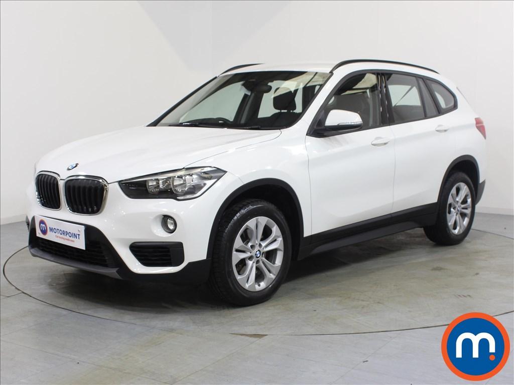 BMW X1 SE - Stock Number 1071218 Passenger side front corner