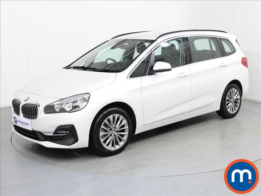 BMW 2 Series Luxury - Stock Number 1070998 Passenger side front corner