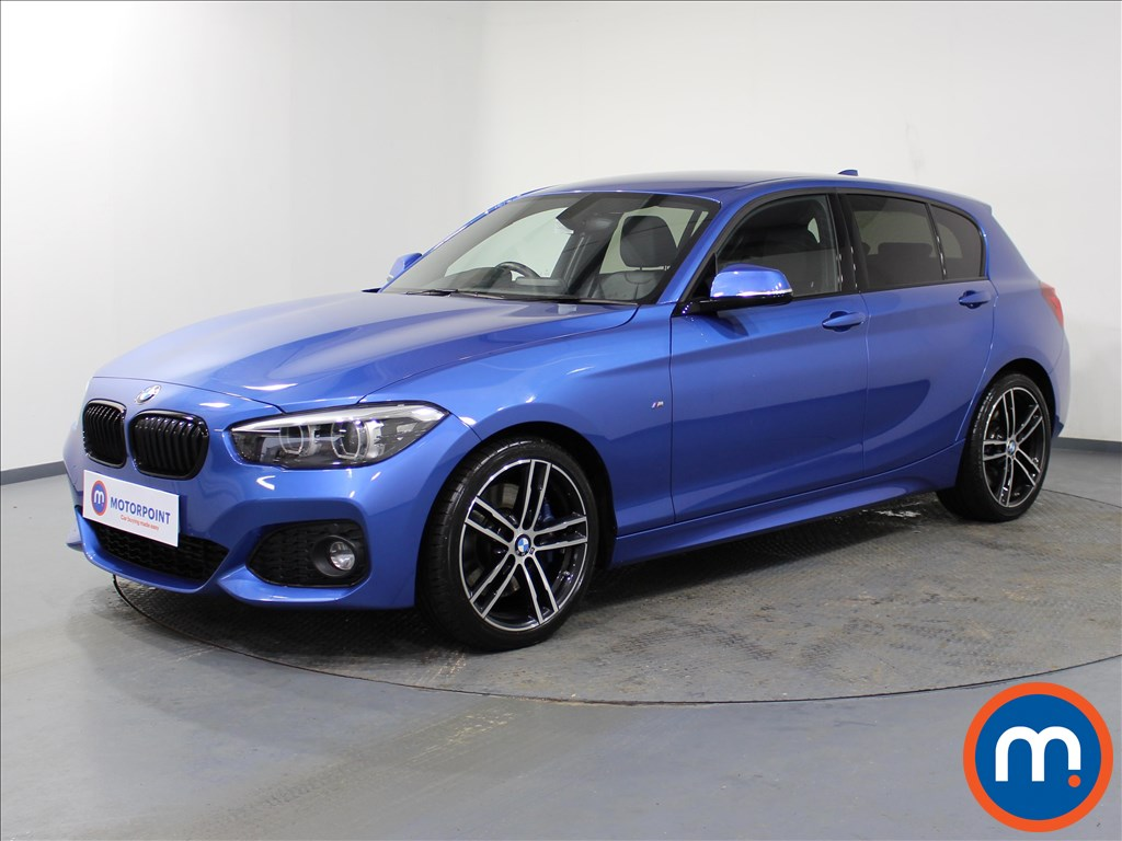 BMW 1 Series M Sport Shadow Edition - Stock Number 1071231 Passenger side front corner